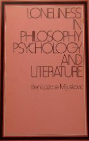 loneliness in philosophy psychology and literature book reviews Download ebook : loneliness in philosophy psychology and literature in pdf format also available for mobile reader.